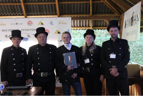Наши польские коллеги о Фестивале Трубочистов